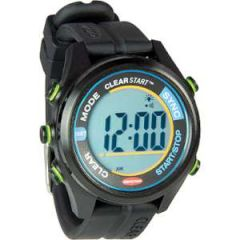 ClearStart Sailing Watch 40 mm Black