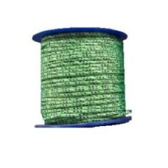 Mini-Spool Polyester Line 2 mm Neon Green 98 ft