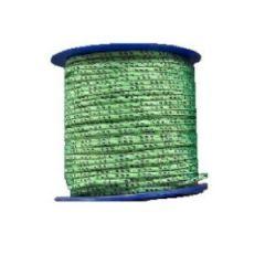 Mini-Spool Polyester Line 2 mm Neon Green 98 ft