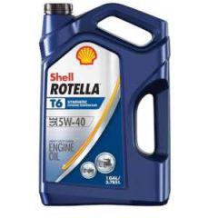 Rotella T6 5W-40 4 Liters