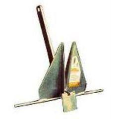 Hooker Fluke Anchor Galvanised 14l bs (6 kg)