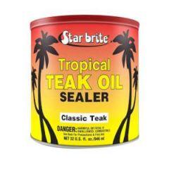 Teak Sealer Classic Teak 32 oz