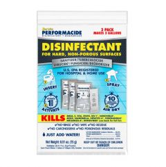 Performancide Disinfectant, Gallon Refill 3/Pack