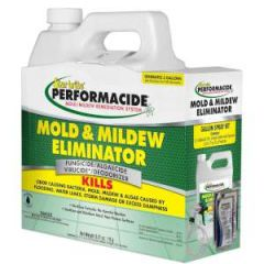 Mold & Mildew Eliminator/Killer Gallon Kit