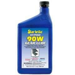 90W Hypoid Gear Lube For Lower Units Liquid 32 oz