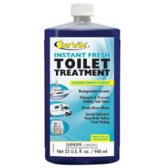 Toilet Treatment Lemon Grove Liquid 32 oz