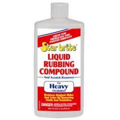 Rubbing Compound For Heavy Oxidation Liquid 16 oz