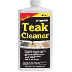 Teak Cleaner Premium Step One Liquid 32 oz