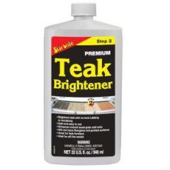 Teak Brightener Premium StepTwo Liquid 32 oz
