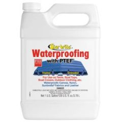 Fabric Waterproofing w/PTEF Liquid 1 gal