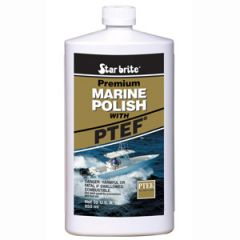 Boat Polish w/PTEF Liquid 32 oz