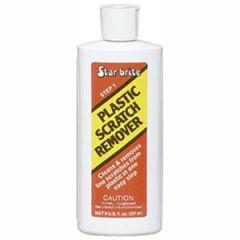 Clear Polish Plastic Scratch Remover Step One Liquid 8 oz