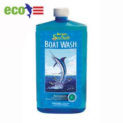 Boat Wash Sea Safe Biodegradable Liquid 32 oz