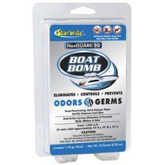 Mildew Odor Control Boat Bomb Fast Release Pouch 35 oz