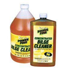 Bilge Cleaner Power Pine Liquid 1 gal