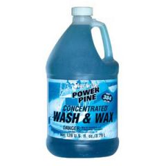 Wash and Wax Power Pine Concentrated Liquid 1 gal