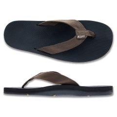 Flip Flop, 'Makaha' Brown M12