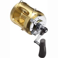 Shimano Tiagra T180WA 2-Speed Lever Drag Conventional Reel