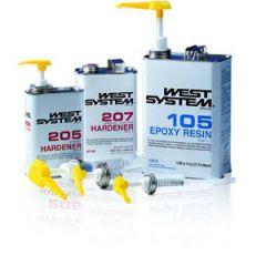 Epoxy Mini Pump Set 300