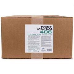 Colloidal Silica Adhesive Filler 406-B Off White Powder 10lb