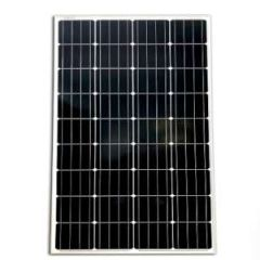 Solar Panel w/Junction Box 160W 12V