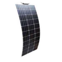 Flexible Solar Panel, 12v 100W Mono