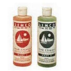 Semco 2 Part Teak Cleaner Set Gallons