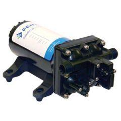 Aqua King II 24v 5GPM Fresh Water Pump w/Strainer & Fittings