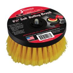 Shurhold 6-1/2in Soft Brush for Dual Action Polisher