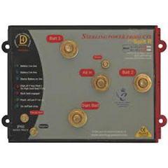 Pro Split-R Xero Voltage Drop Isolator Digital System 3 x 120A 12 V