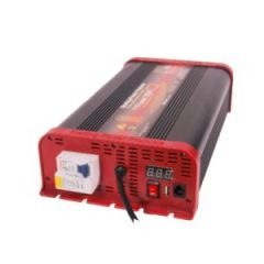 Pro Power SB Pure Sine Inverter 1600W 12-230V With RCD