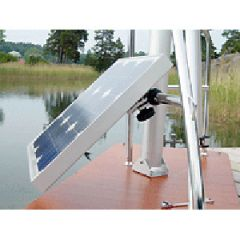 Solar Panel Mount Adjustable Extra Wide