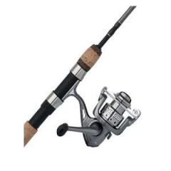 "Shakespeare Contender 6'6"" Spinning Combo 6-12lb 2pc"