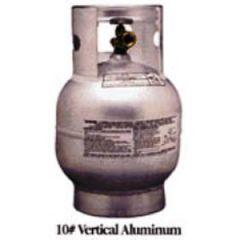 Propane Gas Cylinder Aluminium 10 lb