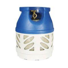 Propaner Gas Cylinder Composite Fiberglass 11 lb