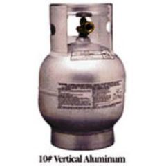 Propaner Gas Cylinder Aluminium 20 lb