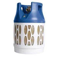 Propaner Gas Cylinder Composite Fiberglass 22 lb