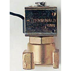 """LPG Solenoid Brass 12V 1/4"""""""