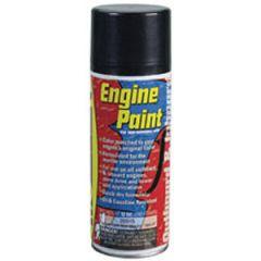 Spray Paint Engine Acrylic Lacquer Evinrude White Aerosol 12 oz