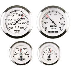 """Instrument Gauge Voltmeter Lido Series 8-18V 2"""""""