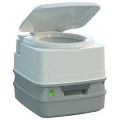 Porta Potti 260 Portable Toilet w/10 L Waste Tank & Fresh 10 L