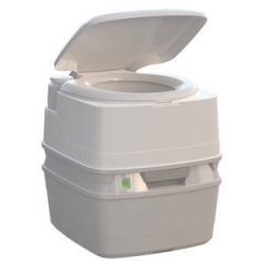 Porta Potti 550P Portable Toilet w/21 L Waste Tank & Fresh 15 L