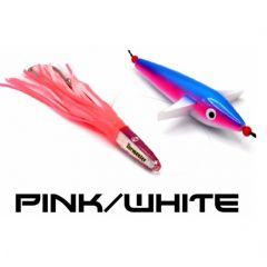 Tormenter Tuna Magnet, Pink/White