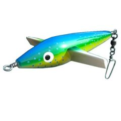 "Tormenter Bird Lure 7"" Plastic Dorado"