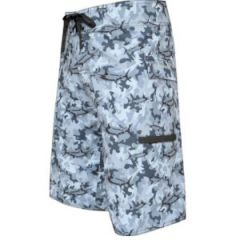 Board Short Marlin Camo-GraySize 36