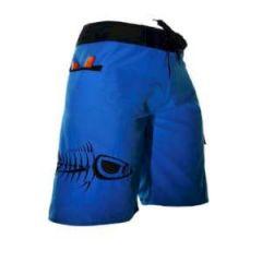 Board Short Waterman Royal Blue Size 38