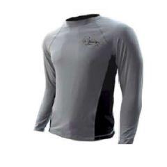 SPF50 Shirt Graphite Medium
