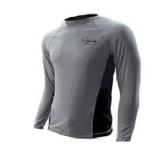 SPF50 Shirt Graphite Large
