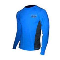 SPF50 Shirt Raging Tuna Royal Blue X-Large