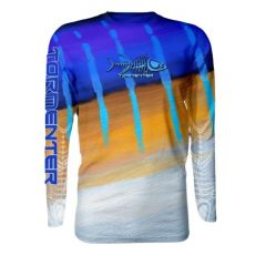 SPF 50 Shirt Marlin Skin Men's Large